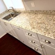 Pull Out Trash Photo Of All Wood Cabinetry   Bartow, FL, United States.  Overview Of My