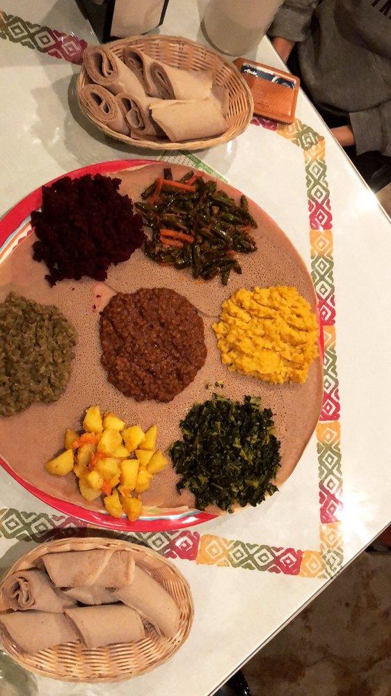 Gojo Ethiopian Restaurant: 915 NE Alberta St, Portland, OR