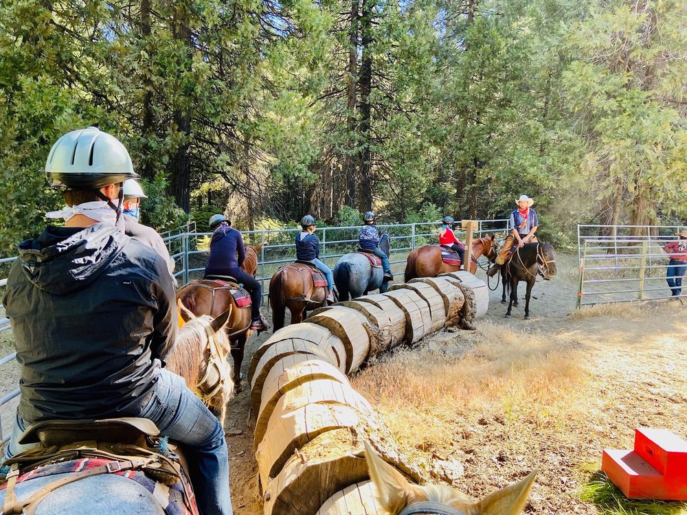 Yosemite Trails Horseback Adventures: 7910 Jackson Rd, Fish Camp, CA