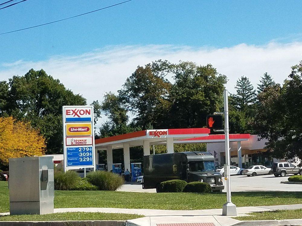 Lionville Exxon: 100 E Uwchlan Ave, Exton, PA