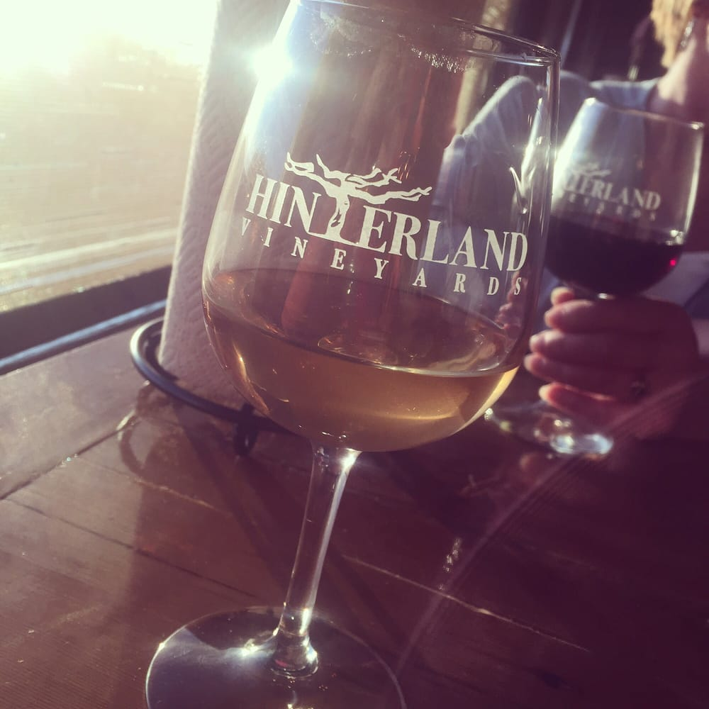 Hinterland Vineyards: 3060 120th Ave SE, Clara City, MN