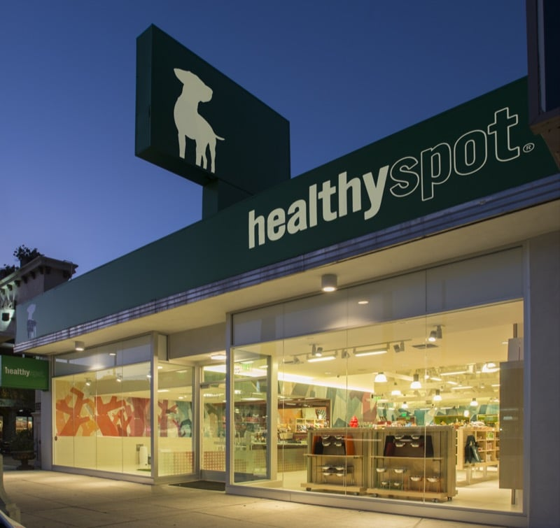 Healthy Spot - Studio City