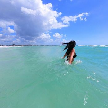 Photo Of Siesta Key Beach Sarasota Fl United States Water Is Nice