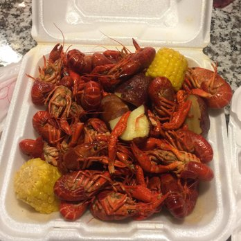 Photo Of Atlantic Seafood Restaurant Columbia Sc United States Crawfish Boil
