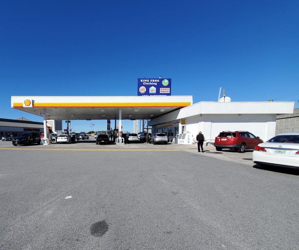 Shell Food Mart: 1201 W Fourth St, Adel, GA