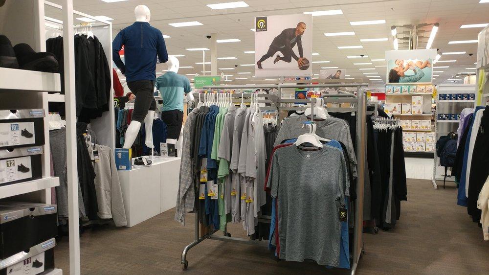 Target: 600 Kirkwood Mall, Bismarck, ND
