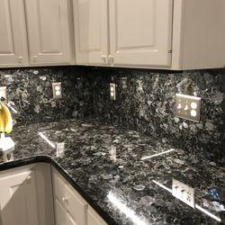 Photo Of Paragon Granite And Tile Fresno Ca United States Kitchen
