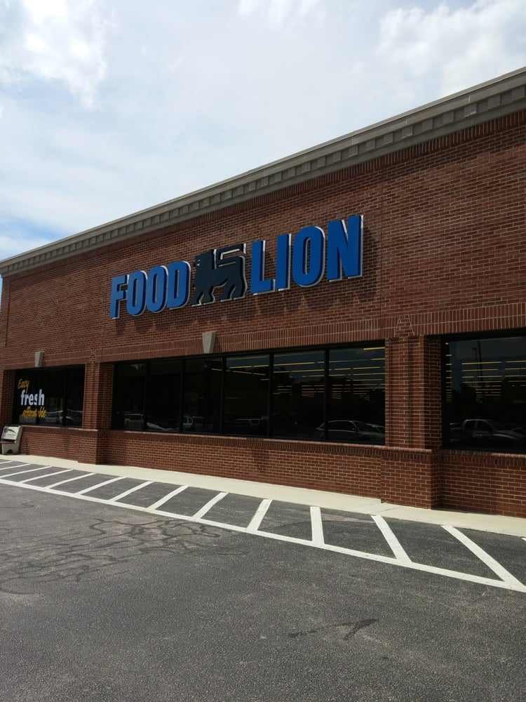 Food Lion: 410 W Church St, Richfield, NC