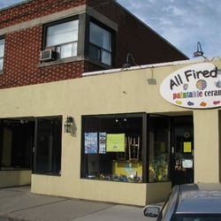 Photo Of All Fired Up Paintable Ceramics   Etobicoke, ON, Canada. This Is