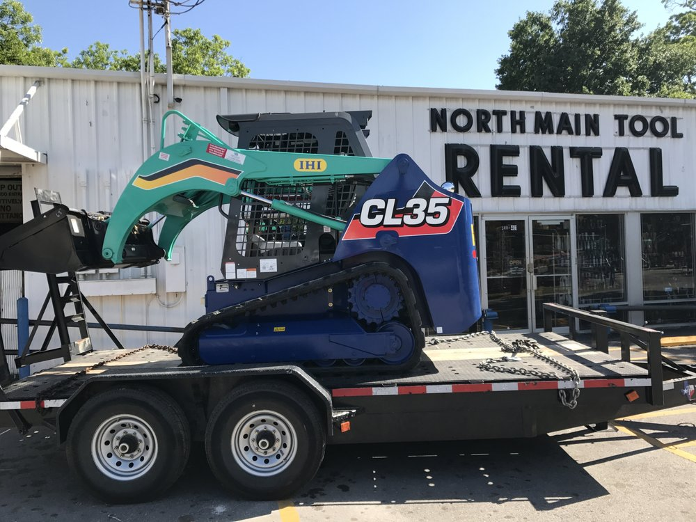 North Main Tool Rental: 3901 N Main St, Houston, TX