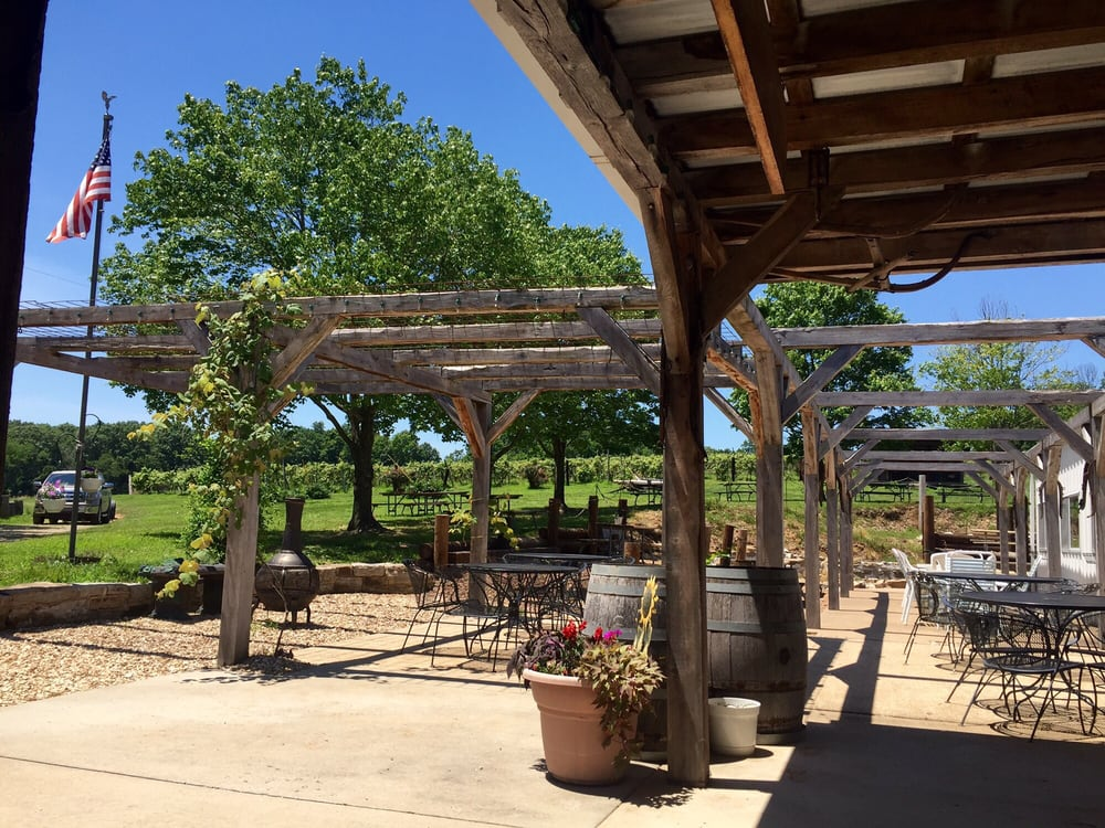 Bias Vineyards & Winery: 3166 Highway B, Berger, MO