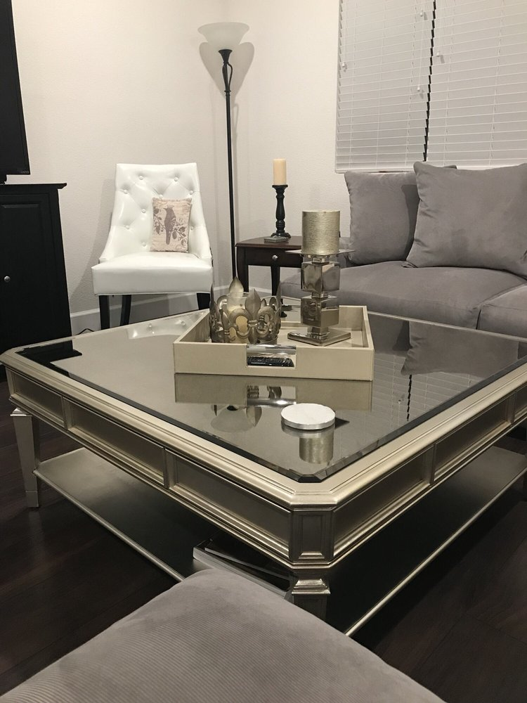 z gallerie coffee table Empire Coffee Table   adorned with Z Gallerie decor   Yelp z gallerie coffee table