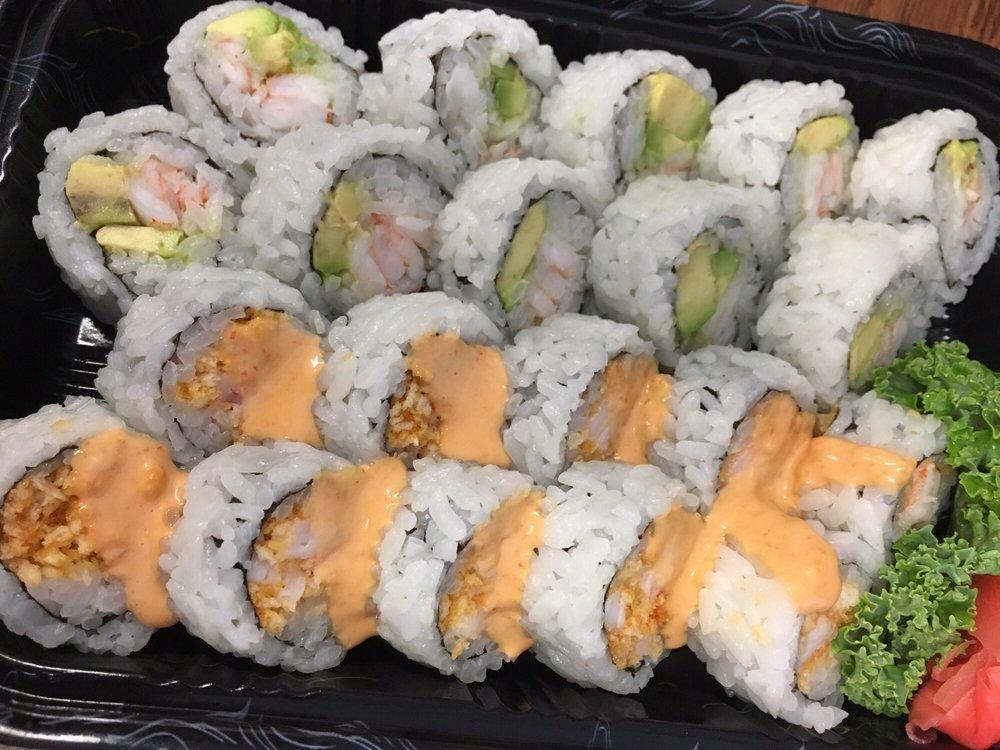 Edamame Sushi: 1018 Willis Ave, Albertson, NY