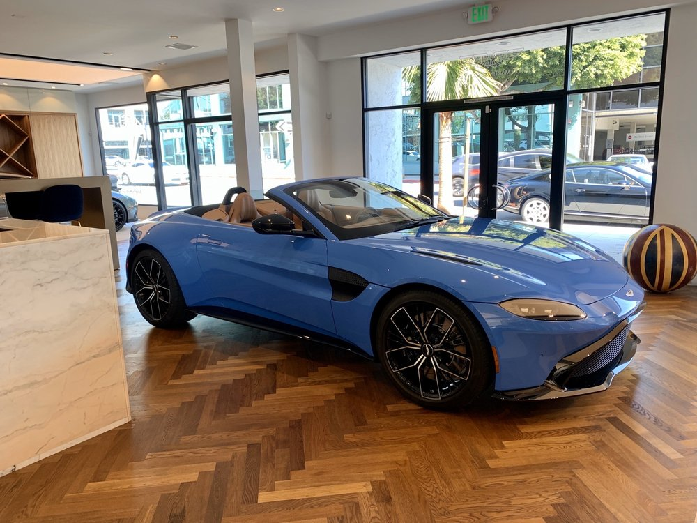 O Gara Coach Aston Martin Of Beverly Hills Gift Cards And Gift Certificates Beverly Hills Ca Giftrocket