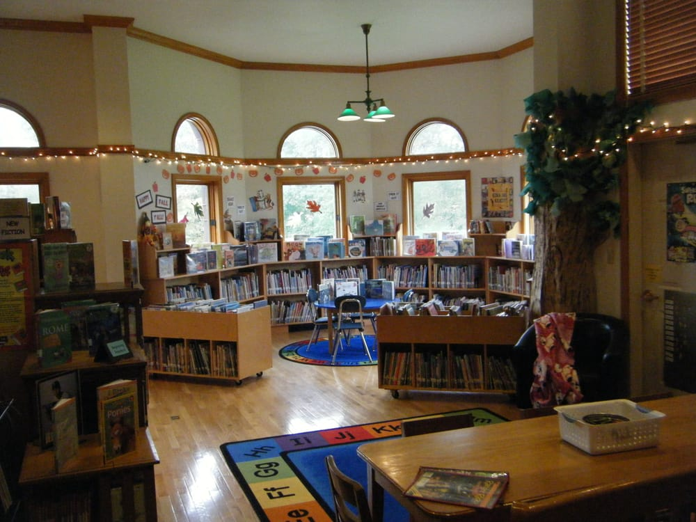 Photo of Bill Memorial Library - Groton, CT, United States