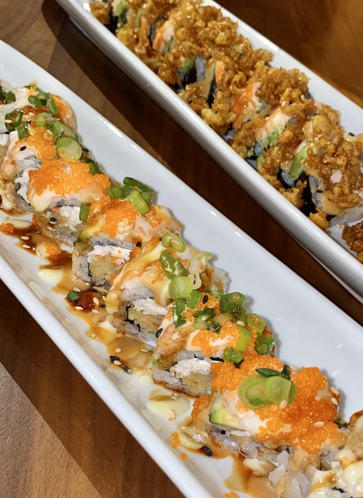 Maru Sushi & Grill: 715 E Main St, Midland, MI