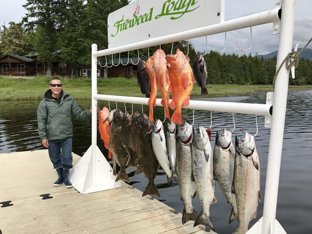 Fireweed Lodge: 6863 Klawock Hollis Hwy, Klawock, AK