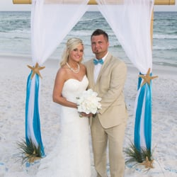 Photo Of Barefoot Weddings Fort Walton Beach Fl United States Affordable