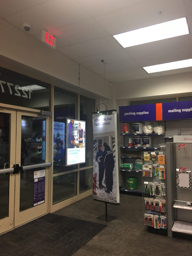 FedEx Office Print & Ship Center: 12277 Tech Rd, Silver Spring, MD