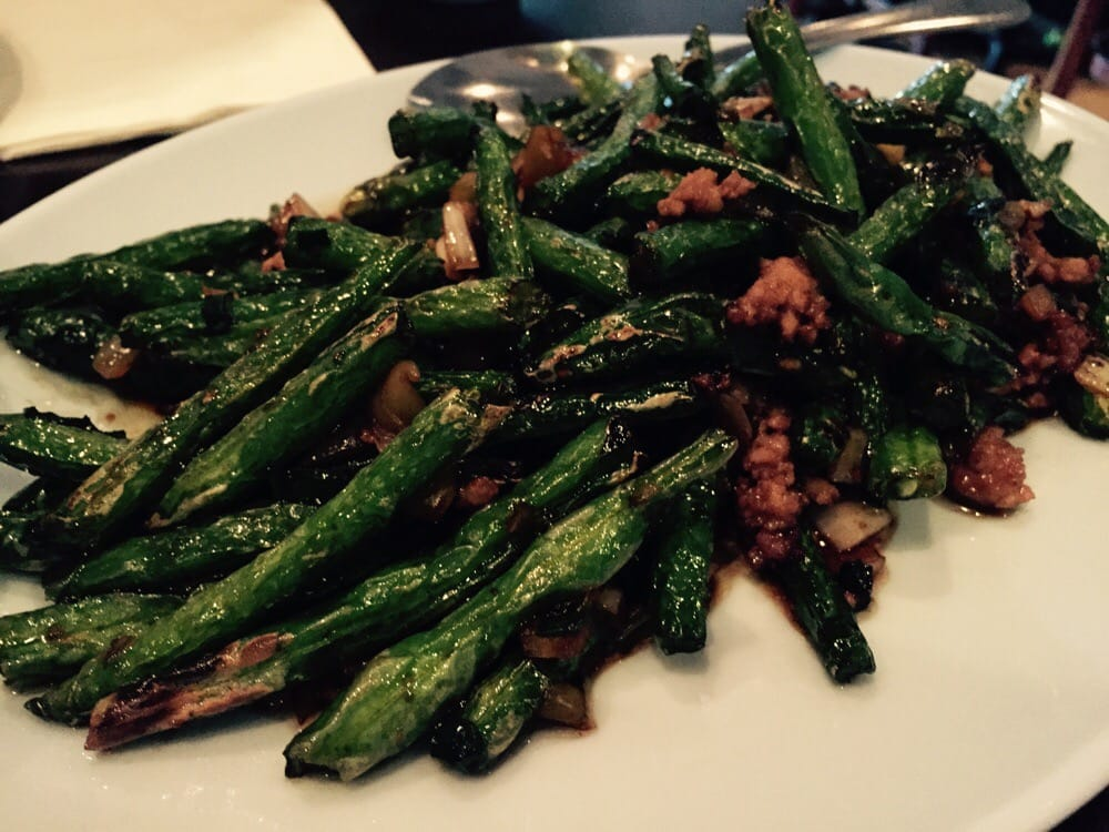 String beans with ground pork stir fried yelp for 101 taiwanese cuisine