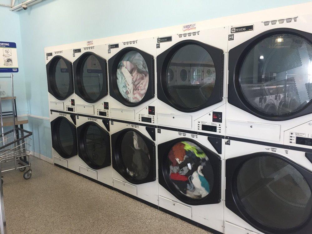 Megawave Laundry
