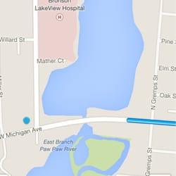 Lakeside Michigan Map.Lakeside Inn Hotels 202 W Michigan Ave Paw Paw Mi Phone
