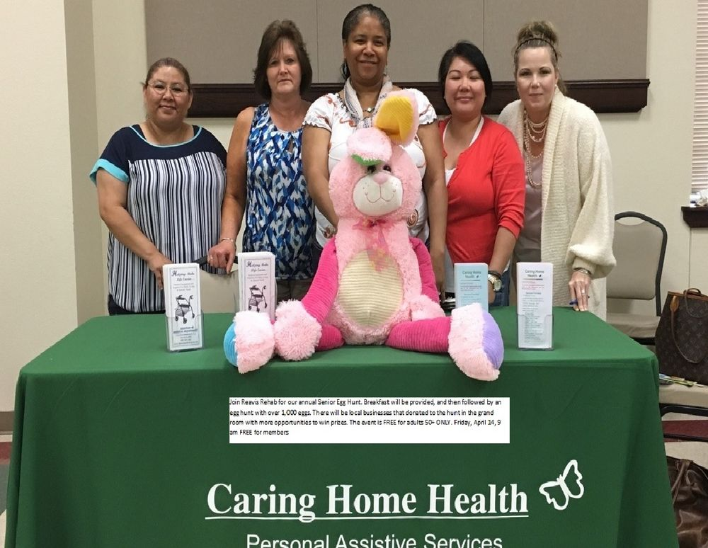 Caring Home Health: 504B Leander Rd, Georgetown, TX