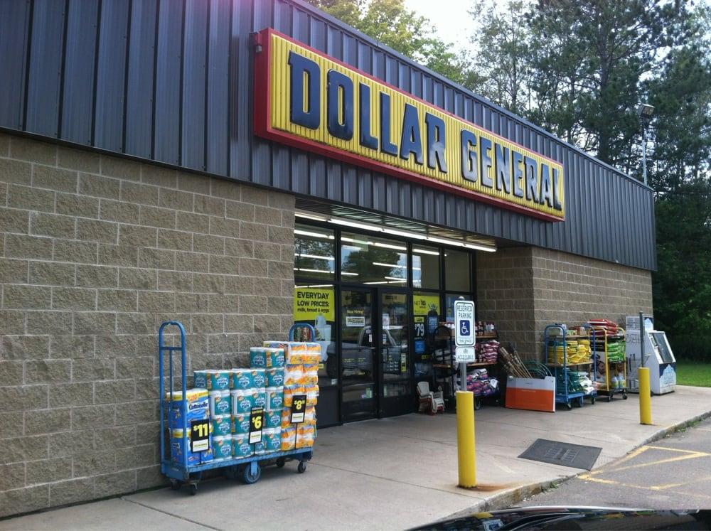 Dollar General Corportion: 404 E Pioneer St, Crandon, WI
