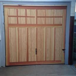 Photo Of Coyote Designs   Santa Cruz, CA, United States. Garage Door