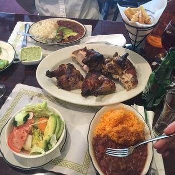 Rice And Beans Restaurant Queens Village Menu