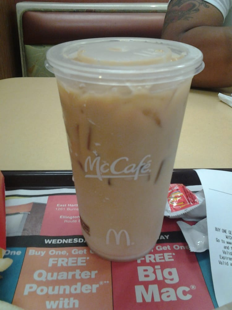 o How Many Calories In A Vanilla Iced Coffee From Mcdonalds