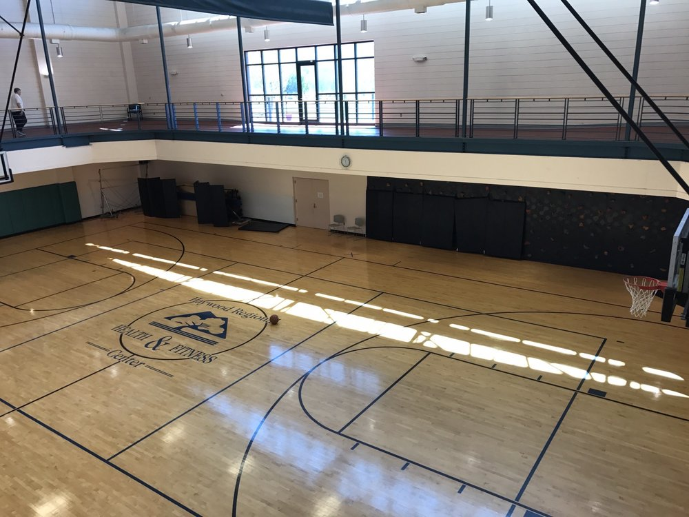 Haywood Regional Health & Fitness Center: 75 Leroy George Dr, Clyde, NC