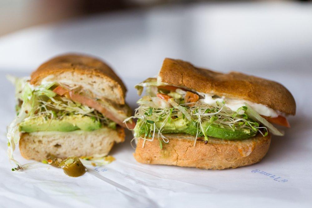 Snarf's Sandwiches: 637 S Broadway St, Boulder, CO
