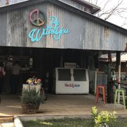 Photo Of Hippie Chic S River Shack Concan Tx United States