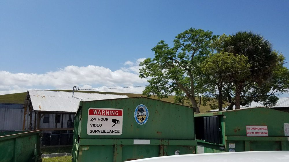 Osceola County Solid Waste: 750 S Bass Rd, Kissimmee, FL