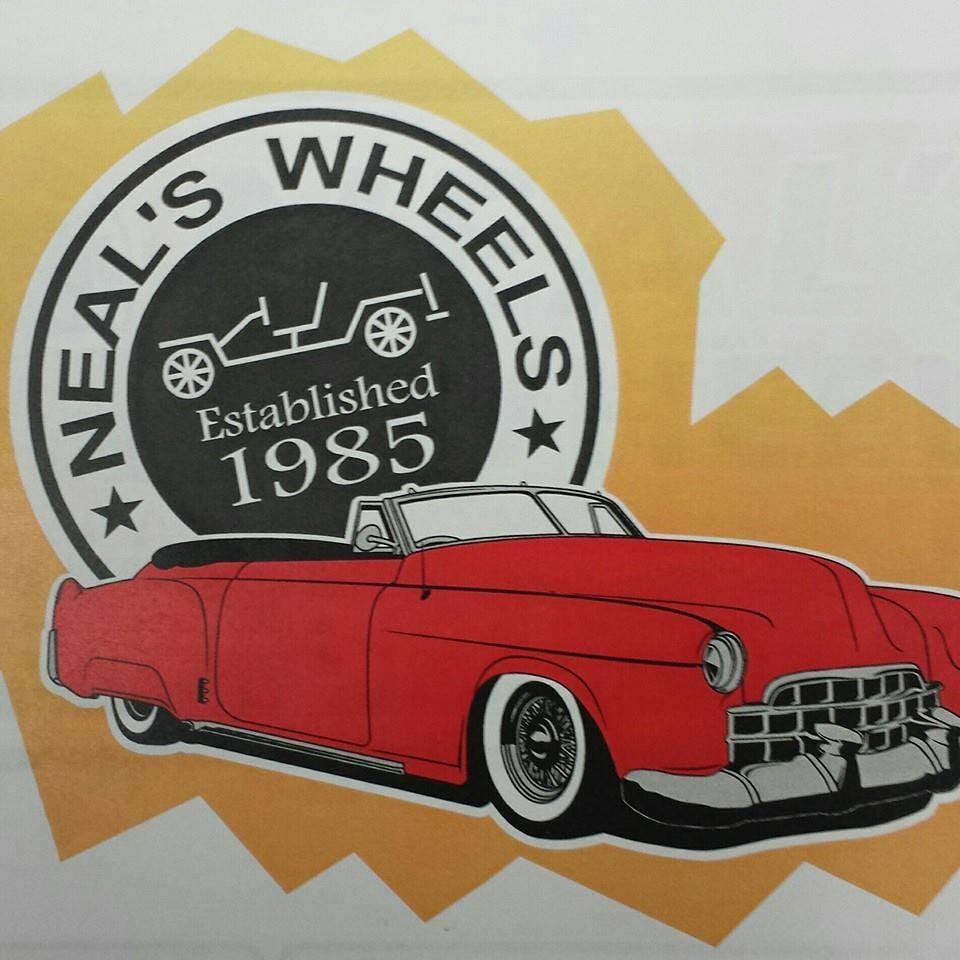 Neal's Wheels: 103 Broadway St, Muscle Shoals, AL
