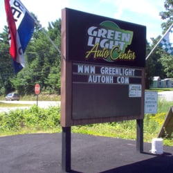 Captivating Photo Of Green Light Auto Center   Swanzey, NH, United States. Giving You