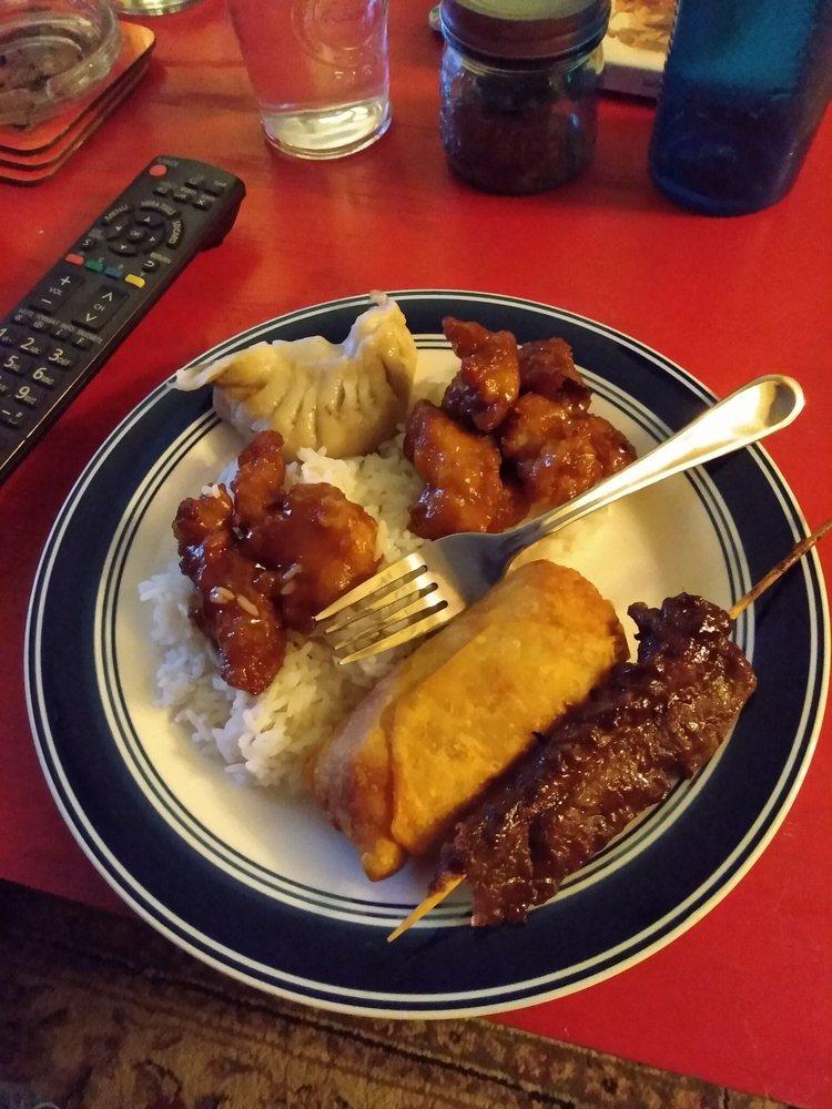 Food from Dragon Dynasty
