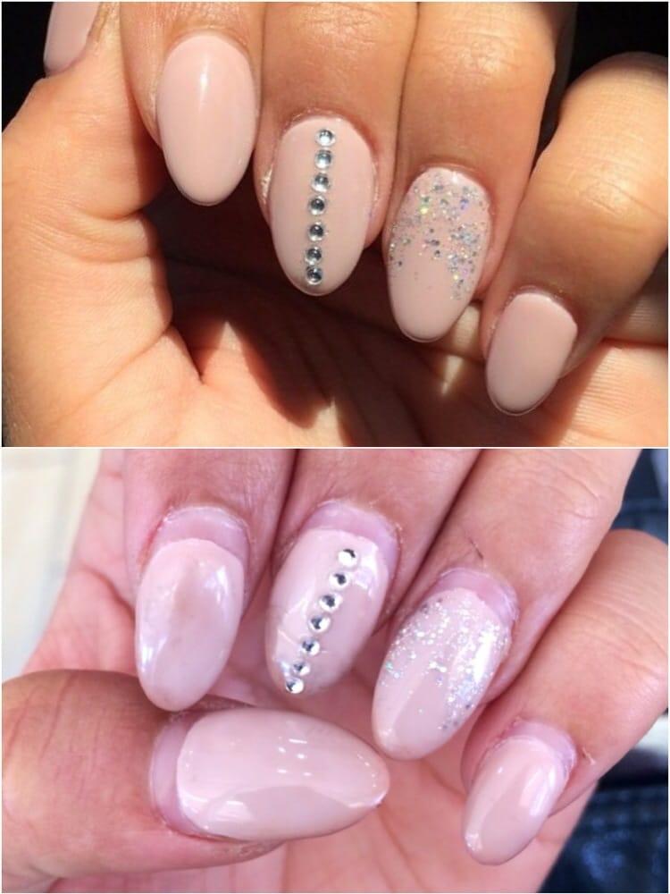 Photo Of Lee S Nail Spa Glendora Ca United States Acrylic Almond Nails
