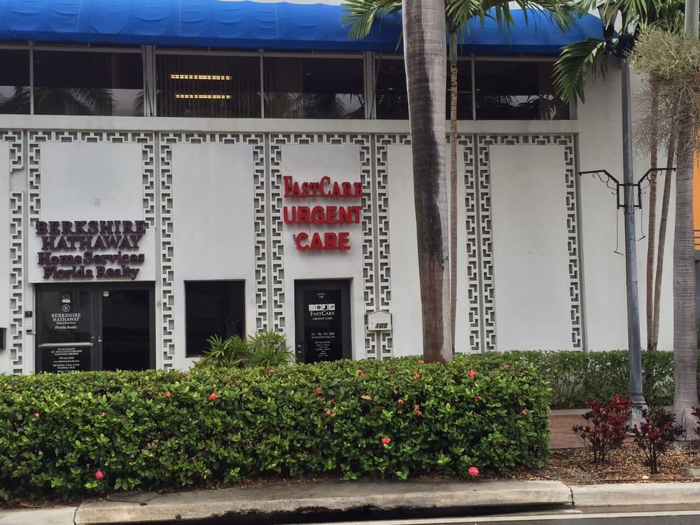 FastCare Urgent Care: 825 Arthur Godfrey Rd, Miami Beach, FL
