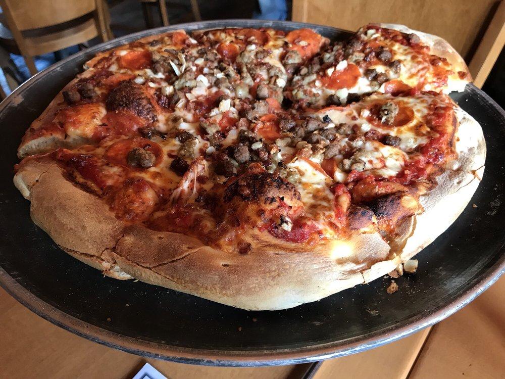Mountain High Pizza Pie