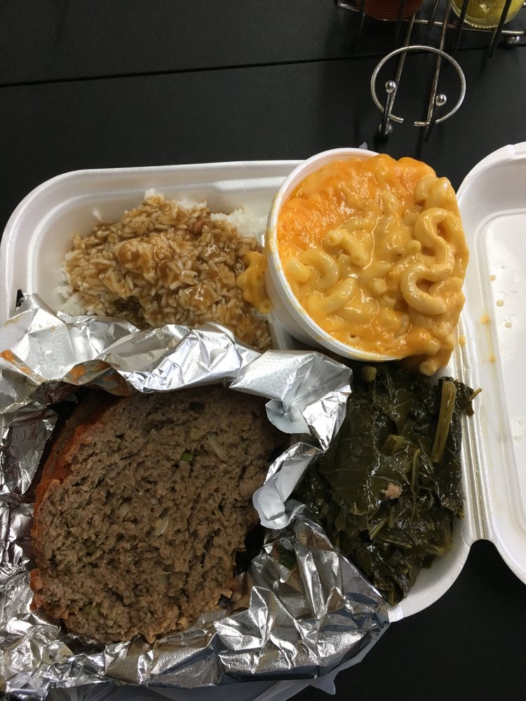 Simply Soul Food: 107 Jacksonville Hwy, Fitzgerald, GA