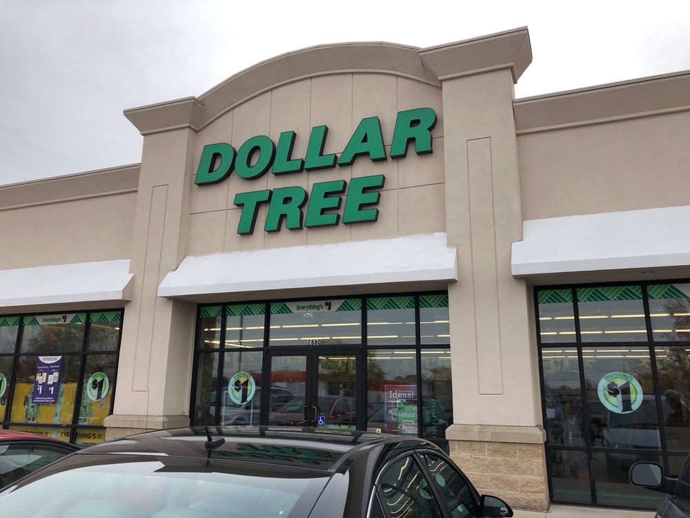 Dollar Tree: 2880 Wal Mart Dr, Huntington, IN
