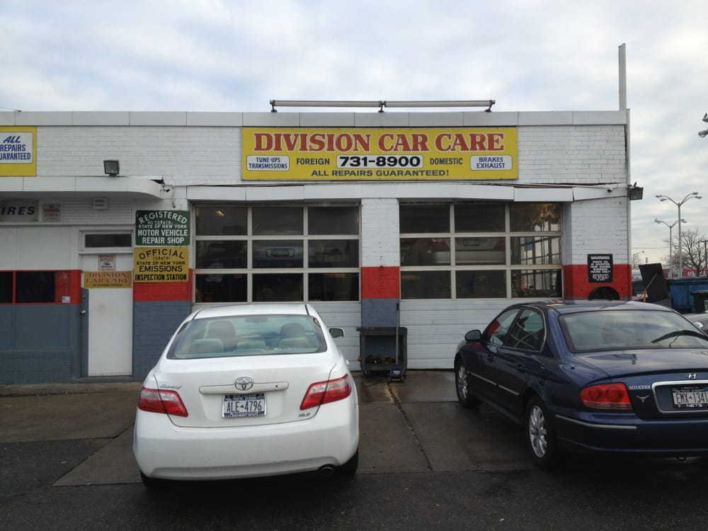 Division Car Care: 40 Division Ave, Levittown, NY