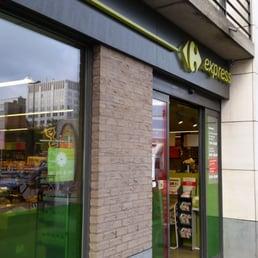 Carrefour express supermarch s boulevard du jardin for Boulevard du jardin botanique bruxelles