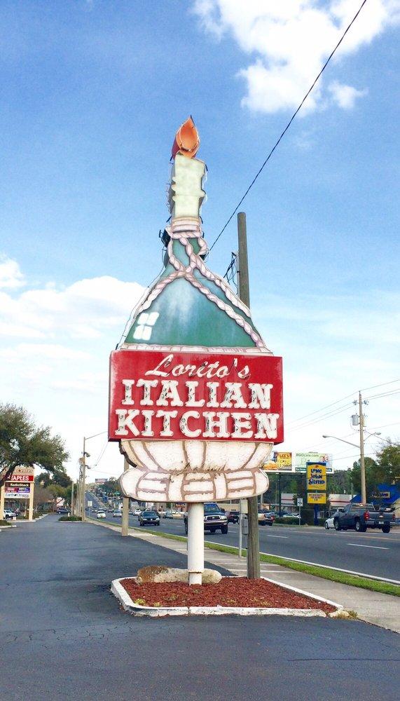 Lorito S Italian Kitchen Ocala Fl
