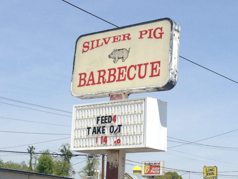 Silver Pig Barbecue: 4835 S Amherst Hwy, Madison Heights, VA