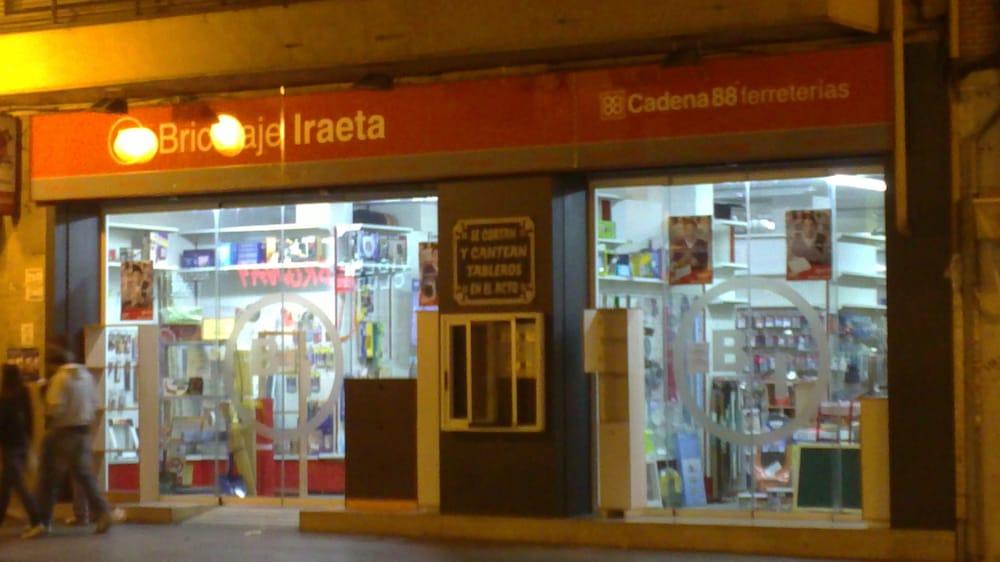 Bricolaje iraeta magasins de bricolage carrer de ngel guimer 50 bot nic la petxina - Magasin bricolage valence ...