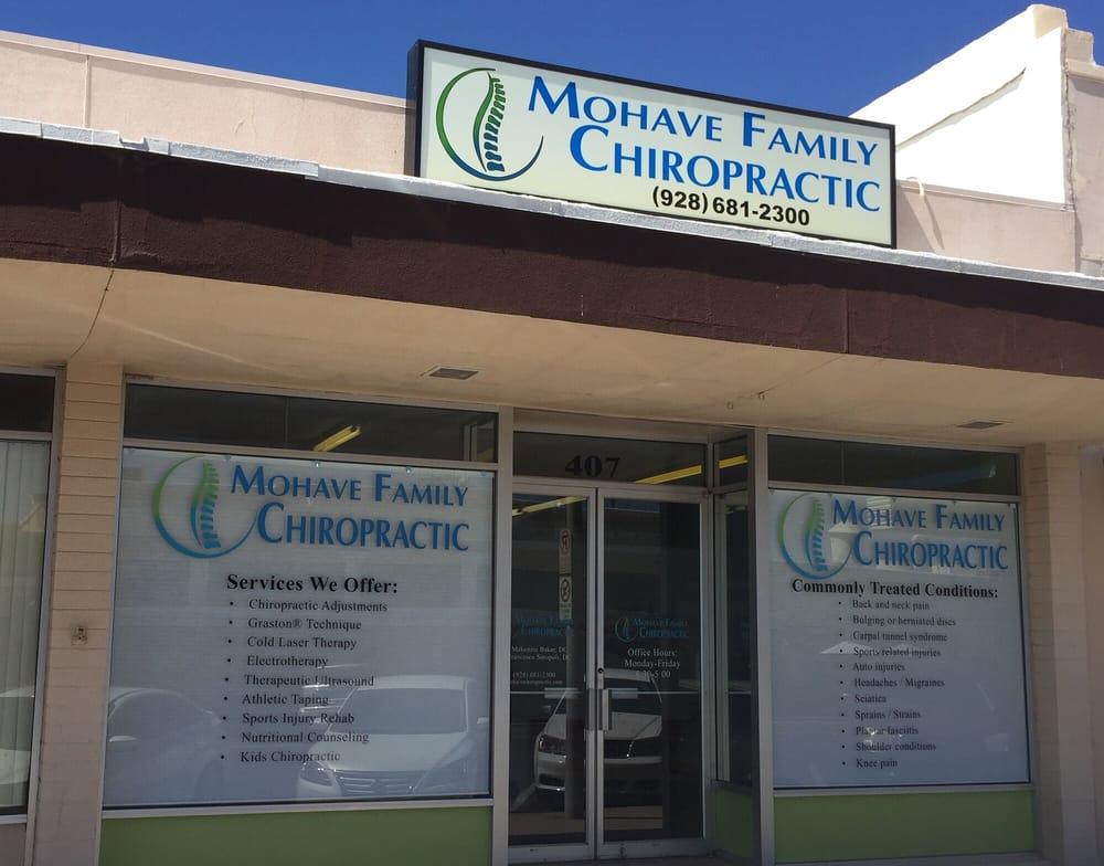 Mohave Family Chiropractic: 407 E Beale St, Kingman, AZ