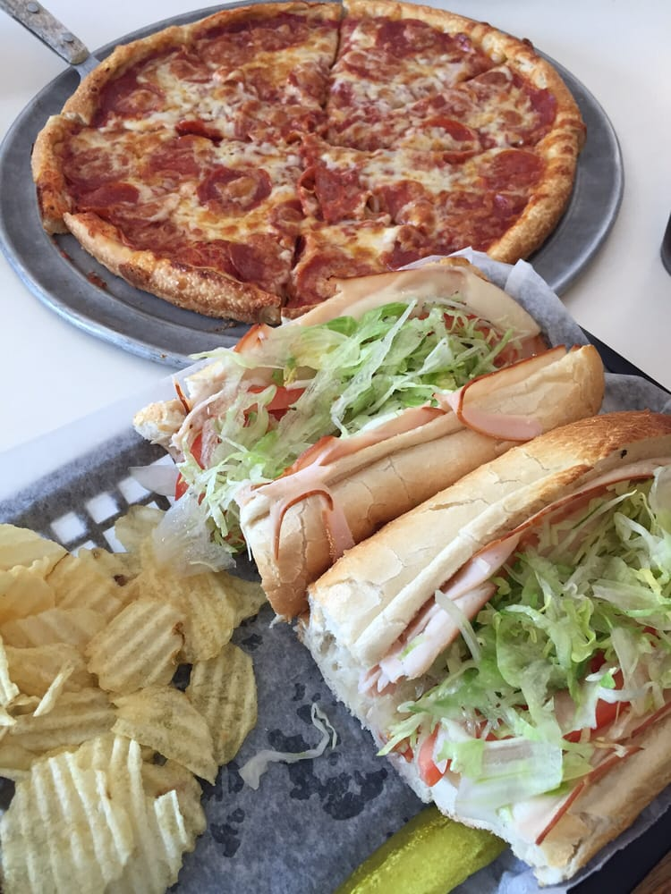 Famous Subs & Pizza